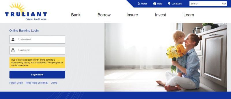 Truliant Federal Credit Union HomePage