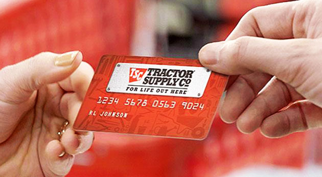 Tractor Supply Credit Card Login- Make Payment, Customer Services